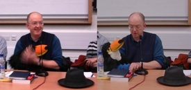 George Marshall and his Toucan