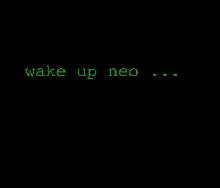 WakeUpNeo