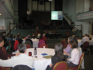 Rachel Lampard, Methodist Conference