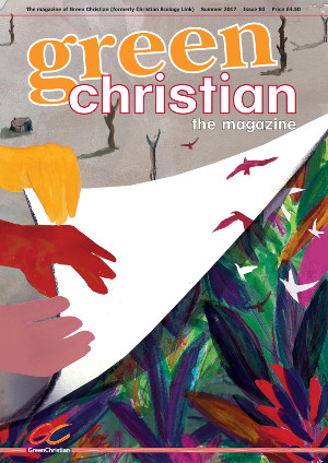 Green Christian Issue 83 Cover Image