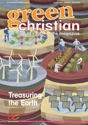 Green Christian Issue 84 Cover Image