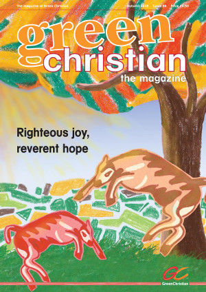 Green Christian Issue 86 Cover Image