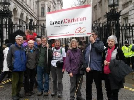 Nov Climate March